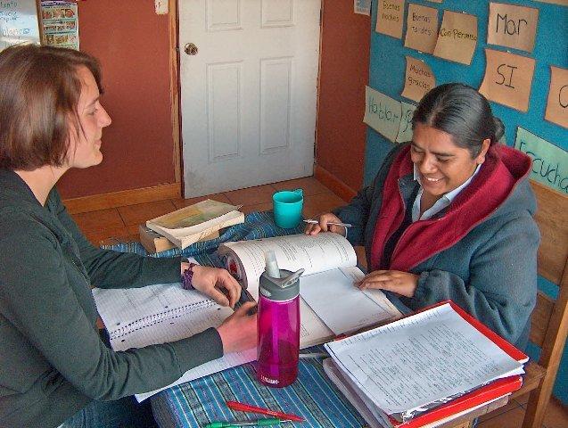 studying spanish in quetzaltenango, guatemala