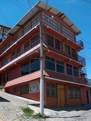 Casa Xelaju building
