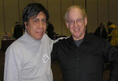 Julio Batres and Dr. Stephen krasen