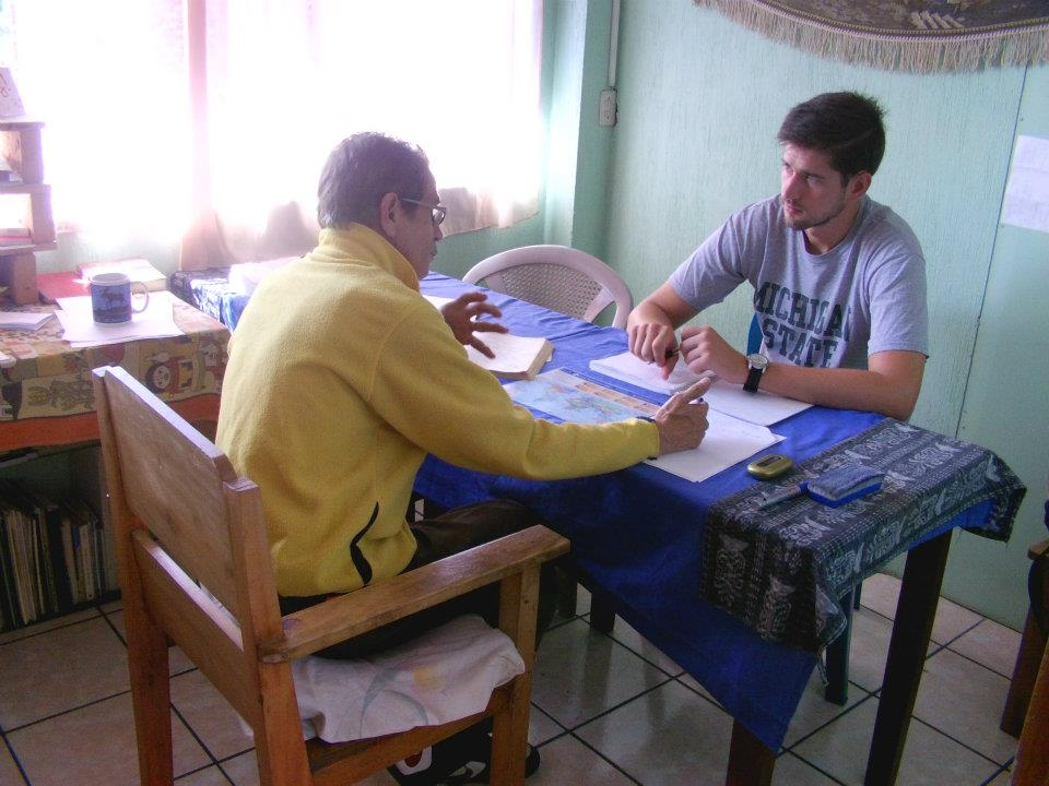 teaching spanish in guatemala