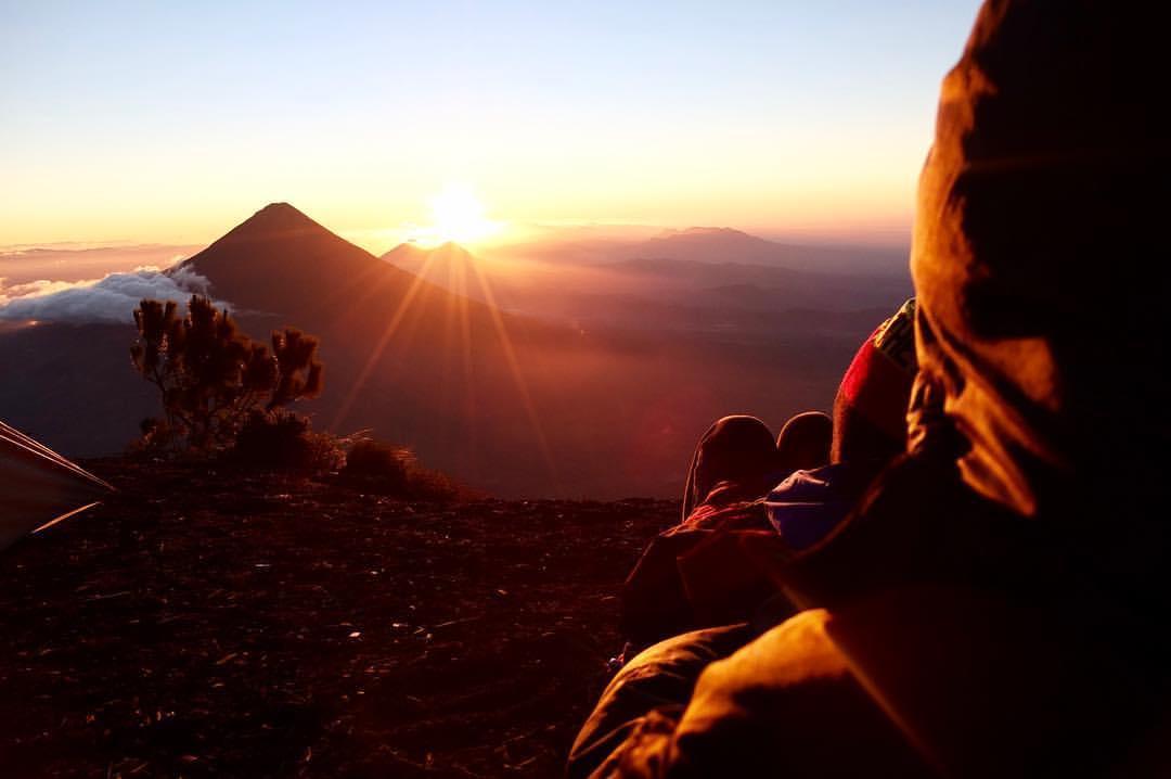 volcan-zunil-from-santa-maria-peak
