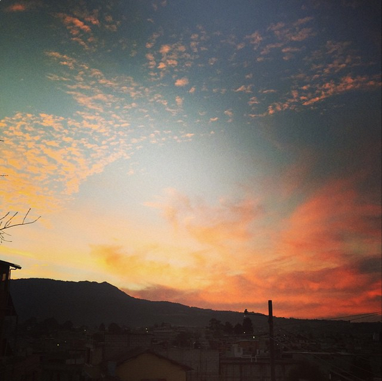 apartment-2-rent-quetzaltenango-sunset